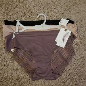 Jessica Simpson Ultra Flirty Lace Panties